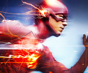 the flash, article, and flash image