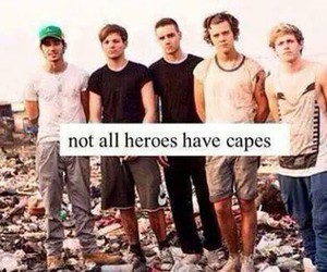one direction, hero, and niall horan image
