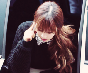 kpop, leader, and snsd image