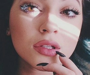 lips, kylie jenner, and jenner image