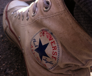 allstar, converse, and shoe image