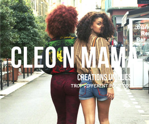 Afro, curly, and fashion image