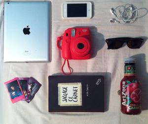 apple, arizona, and book image