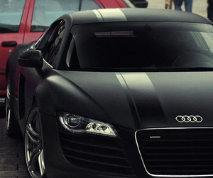 audi r8, car, and engine image