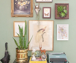 decor, home, and pictures image