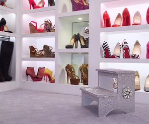 christian louboutin, heels, and new image