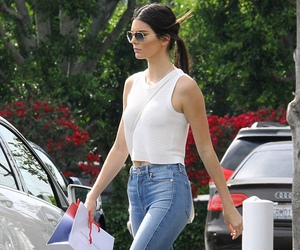 kendall jenner, outfit, and street style image