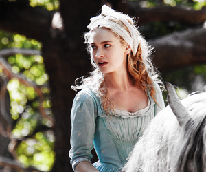 beautiful, blonde, and cinderella image