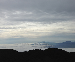 clouds, mountains, and genting highlands image