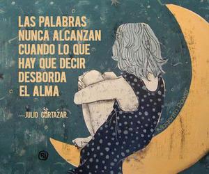alma, words, and julio cortazar image