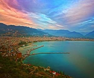 sea, Turkish, and alanya image