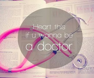 doctor, Dream, and heart image