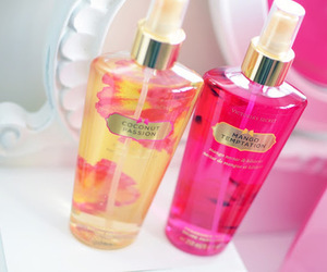 Victoria's Secret, perfume, and girly image