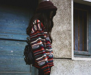 fashion, girl, and grunge image