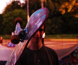 skate, photography, and boy image