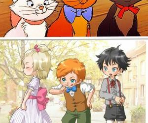 disney, anime, and aristocats image