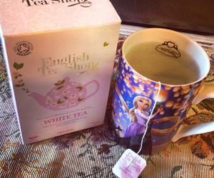cup, disney, and mug image