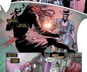 batgirl, joker, and dc comics image
