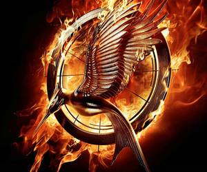 movie, poster, and katniss image