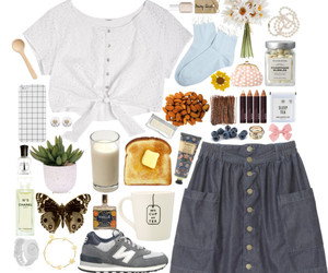 case, flowers, and Polyvore image
