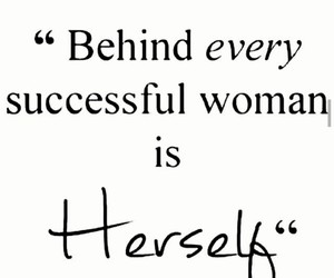woman, quote, and success image