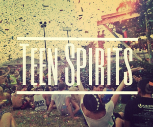 party and teenage years image