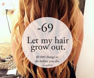 hair, girl, and girly image