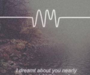 arctic monkeys, Lyrics, and Dream image