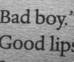 boy, lips, and bad image