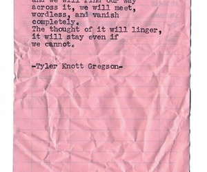 cold, find, and tyler knott gregson image
