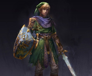 gear, hero, and link image