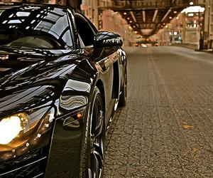 audi, beautiful, and car image
