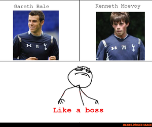 crazy, funny, and real madrid image