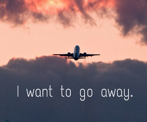 away, go, and go away image