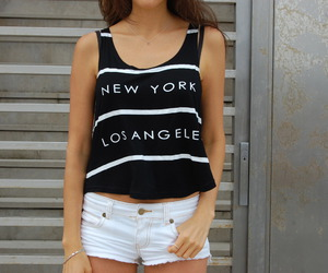 fashion, style, and new york image