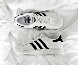 adidas, grunge, and run image