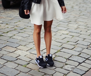 fashion, style, and new balance image