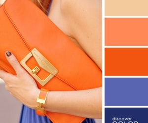 color, fashion, and style image