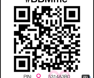 chat, bbm, and bbm me image