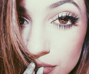 kylie jenner, eyes, and jenner image