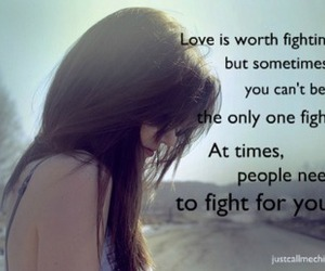 girl and quotes image