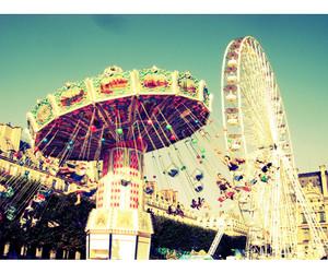 carousel, I love it, and magic image