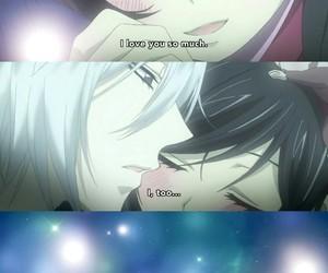 anime, manga, and nanami image