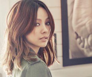 marie claire, lee hyori, and gaze image