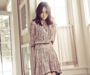 marie claire, lee hyori, and spring dress image