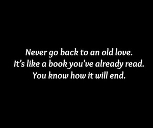 love, quotes, and book image