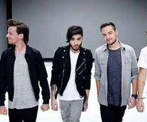 band, one direction, and singers image
