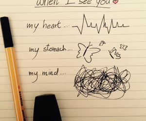 boy, heart, and mind image
