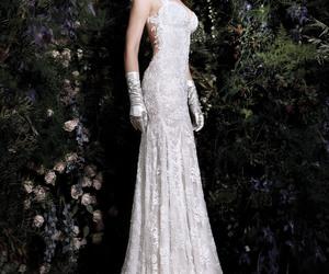 fashion and wedding dress image
