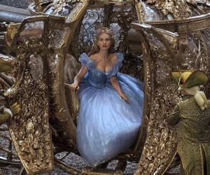 cinderella, disney, and movie image
